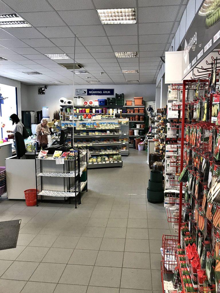 mezőgazdasági bolt Székesfehérvár