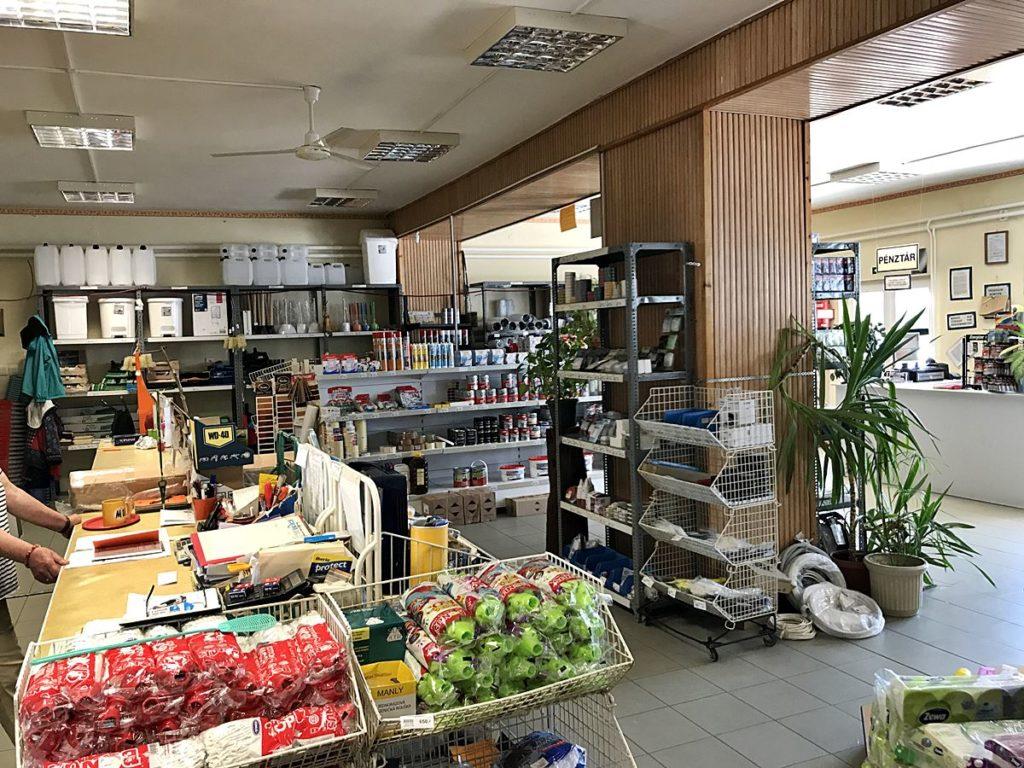 Házépítők boltja Székesfehérváron
