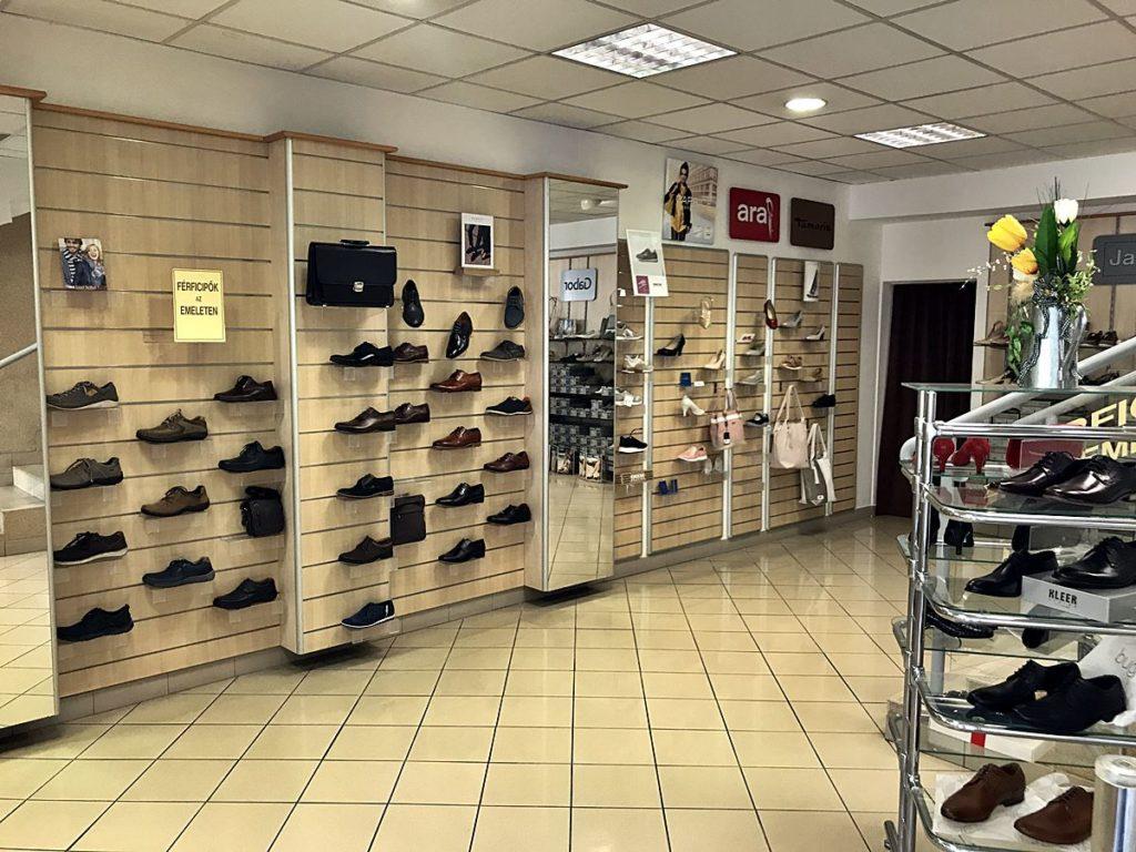 cipőbolt Székesfehérvár